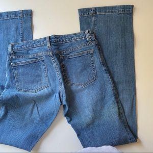 GAP long and Lean Jean